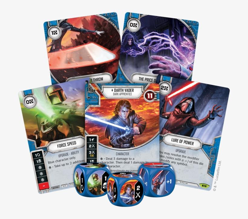 Darth Vader Aprendiz Sombrio - Darth Vader Dark Apprentice, transparent png #2253909