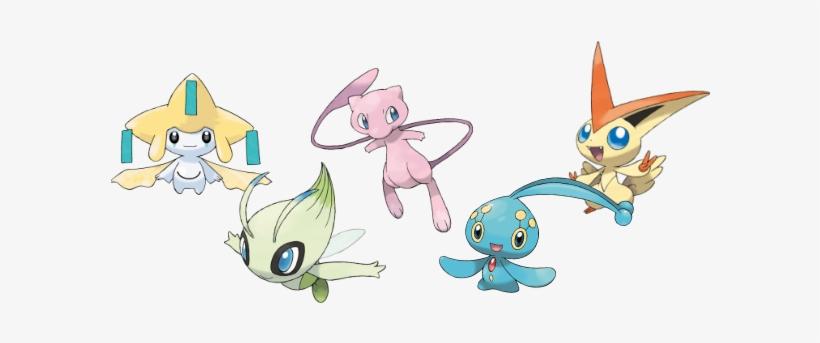 Legendary Pokemon Png - All Mini Legendary Pokemon, transparent png #2254296