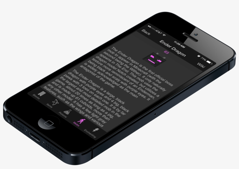 This App Assists You With The /give Console Command - Mobile Phone, transparent png #2255291