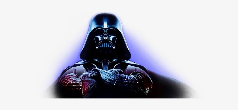 Landing Page Star Wars - Star Wars Darth Vader Png, transparent png #2260219