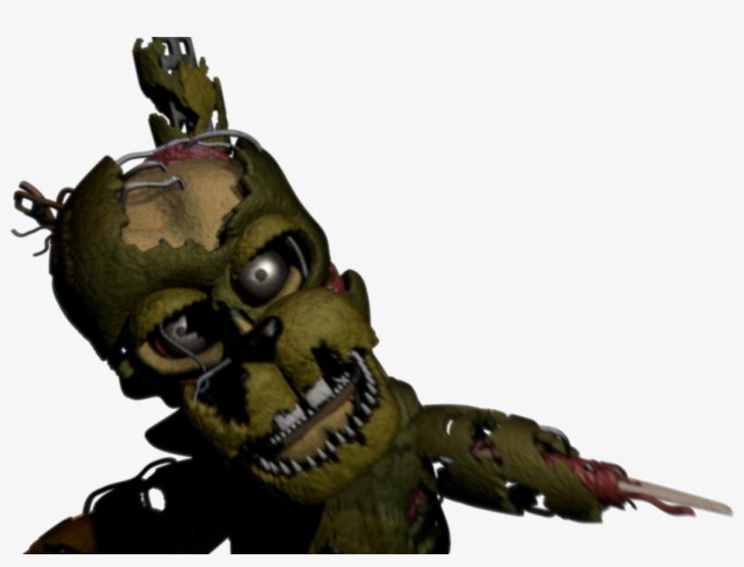 Jpg Five Nights At Freddy S Freddys Fazbears - Springtrap