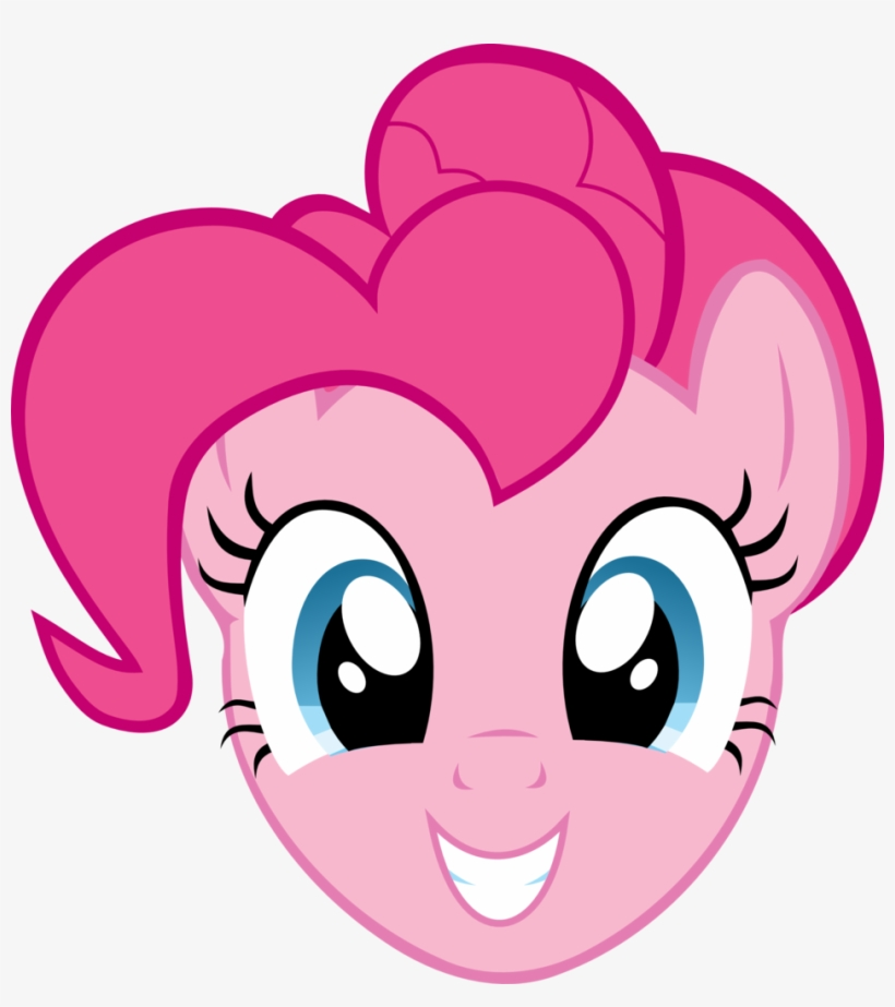 Areyesram, Mask, Pinkie Pie, Safe, Simple Background, - My Little Pony Face Mask Printable, transparent png #2260492