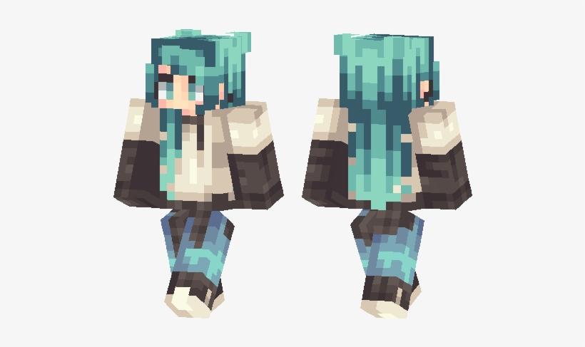 People - Detailed Minecraft Skins Girl - Free Transparent