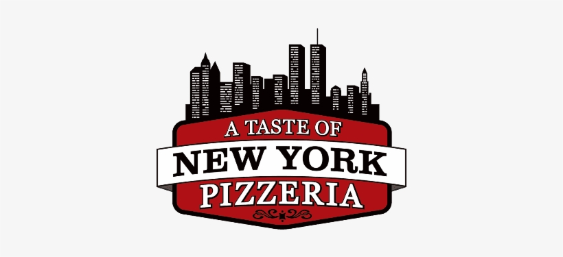 Taste Of Ny Pizzeria Logo Fnl - Logos And Uniforms Of The New York Yankees, transparent png #2262932
