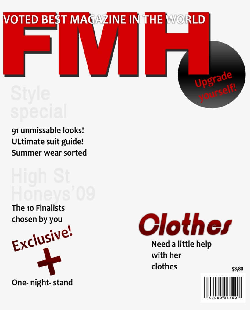 Images Of Transparent Magazine Template Png Time Magazine - Magazine Cover Layout Png, transparent png #2265049