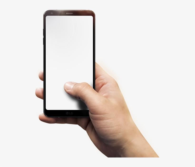 Mao Celular Png - Mão Com Celular Png, transparent png #2265203