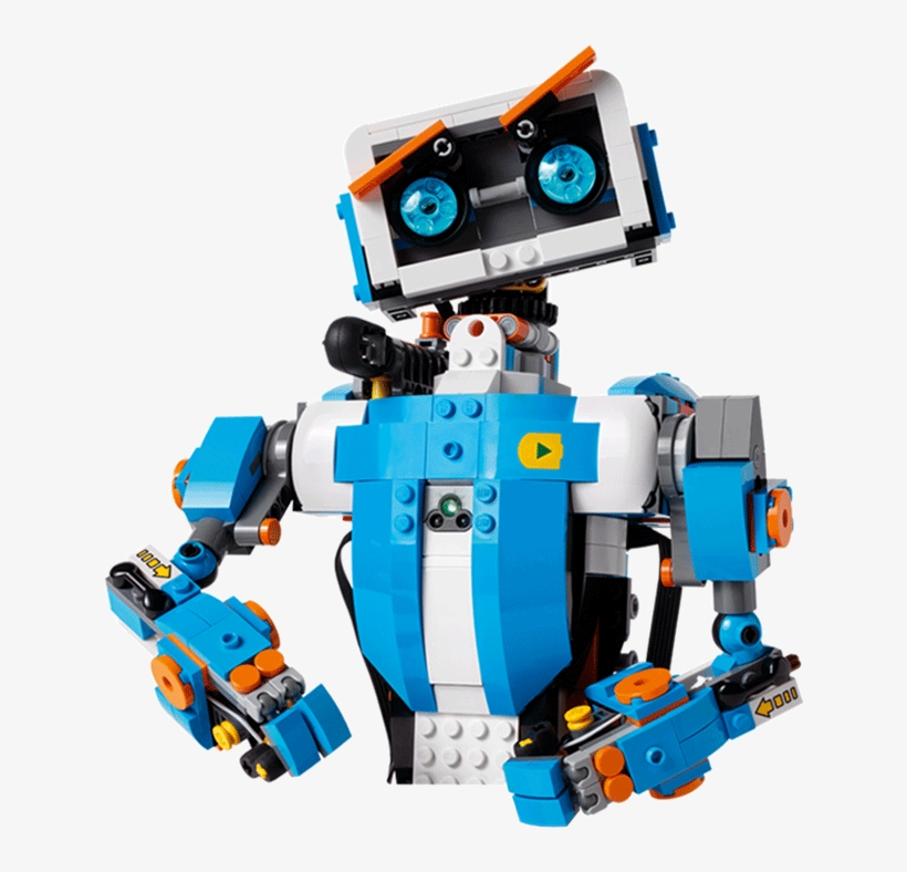 Lego Boost Meet Vernie The Robot Lego Creator 17101 Boost