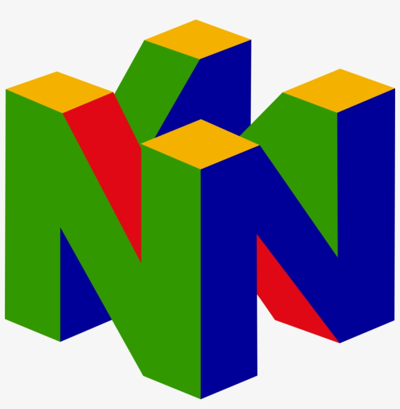 N64 Icon - Nintendo 64 Logo Png - Free Transparent PNG Download - PNGkey
