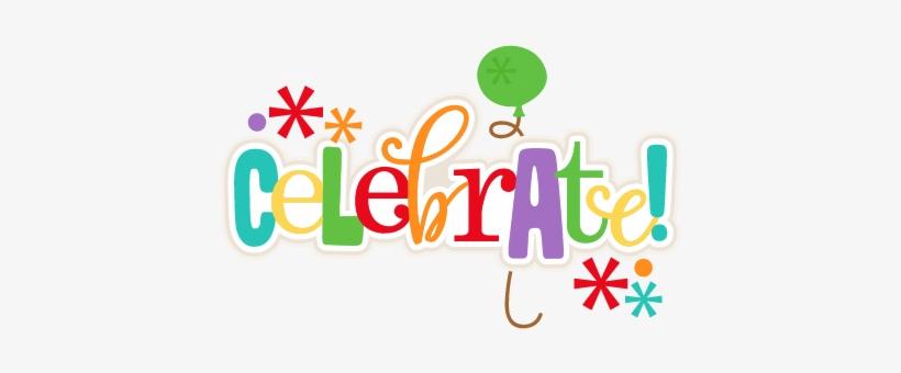 Image Freeuse Stock Clip Art Celebration Celebrate - Celebration Clip Art, transparent png #2270775