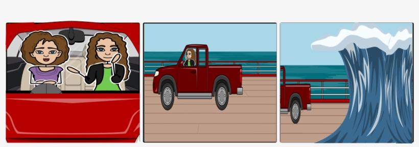 La Ultima Lagrima - Pickup Truck, transparent png #2271051