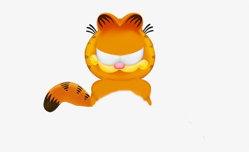 Garfield2 Garfield Kart Logo Transparent Free Transparent Png Download Pngkey