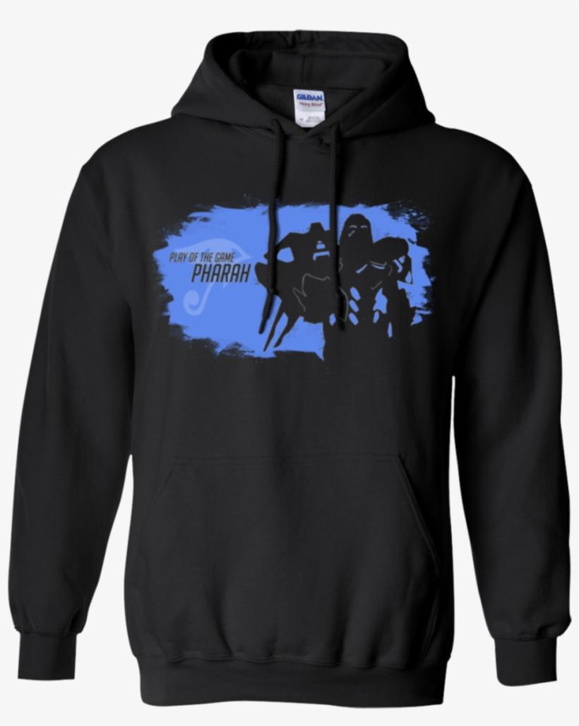 Pharah Pullover Hoodie - New York Skyline Yankee Shirt, transparent png #2271483