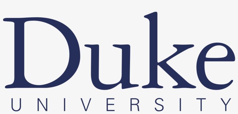 Duke University Logo, transparent png #2273136