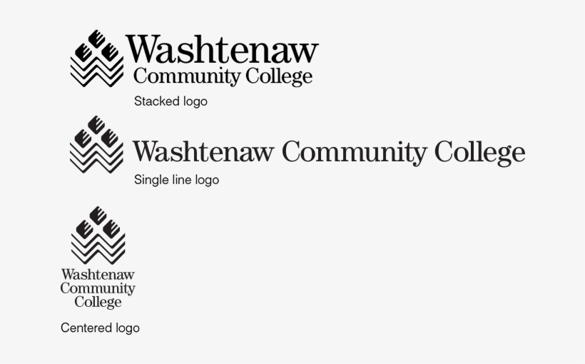One Color Examples Of The Washtenaw Community College - Home And Community Social Behavior Scales User's Guide, transparent png #2275178