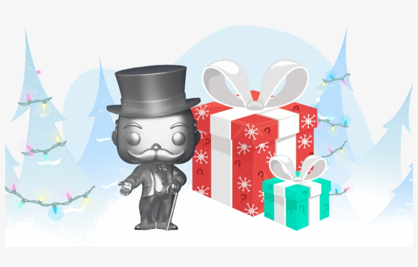 Funko's 12 Days Of Christmas - 2017 Funko 12 Days Of Christmas, transparent png #2275204