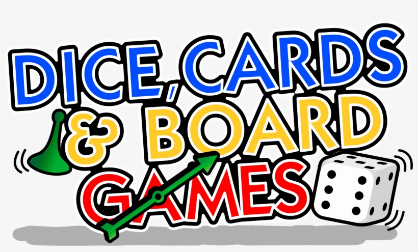 Custom Board Manufacturer Usa Cards Dice Games - Board Games Clipart Free, transparent png #2275317