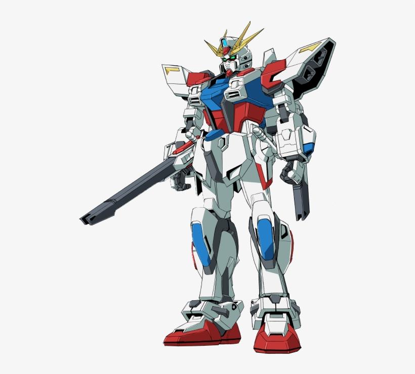 Clip Royalty Free Stock Cosmos Drawing Gundam Build - Gundam Build Fighters Build Strike Gundam, transparent png #2275726