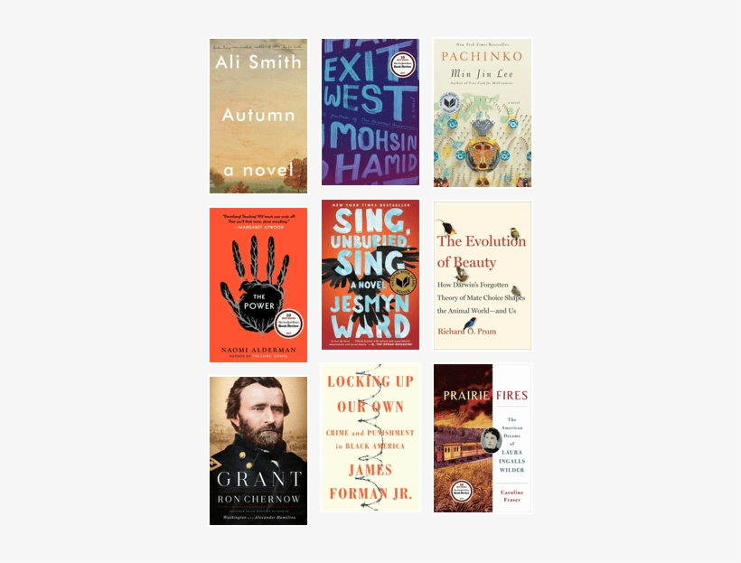 Top Ten Picks Of 2017 From The Editors Of The New York - Exit West By Mohsin Hamid, transparent png #2277299