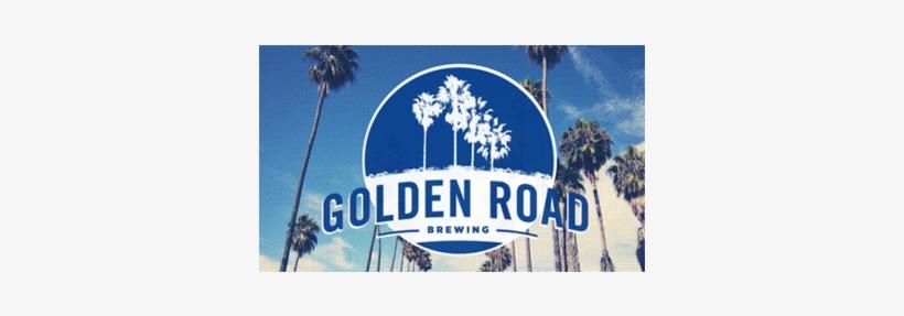 Golden Road Brewing Company - Golden Road Brewing, transparent png #2277848