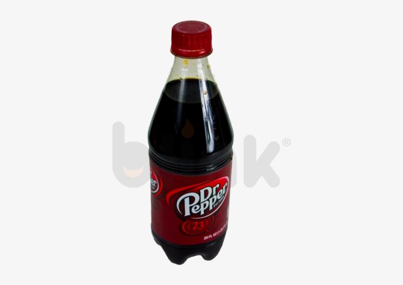 Pepper Bottle Stash Can - Dr Pepper, 16 Fl Oz Bottles, 15 Pack, transparent png #2278620
