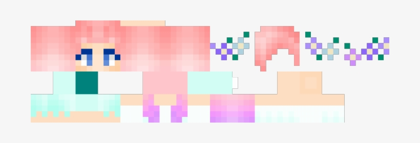 Minecraft Pe Skins Skin For Minecraft Pe Girl Kawaii