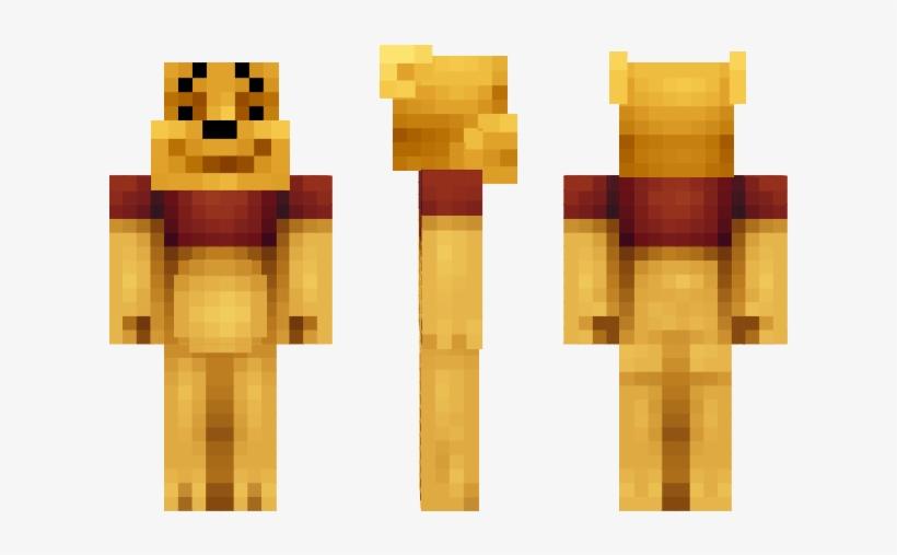 Winnie The Pooh Minecraft Skin Minecraft Skins Boy Minecraft