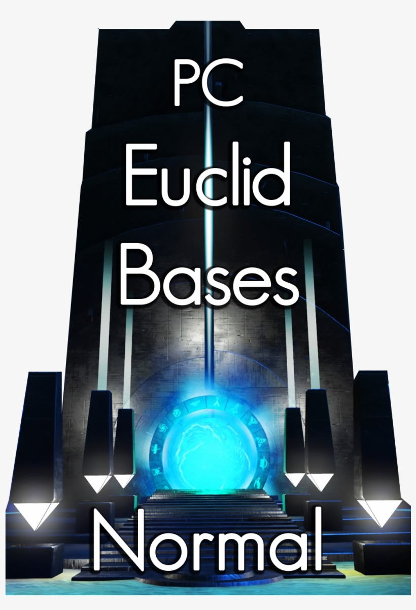 Portal Bases Pc Euclid Normal - Playstation 4 - Free Transparent PNG