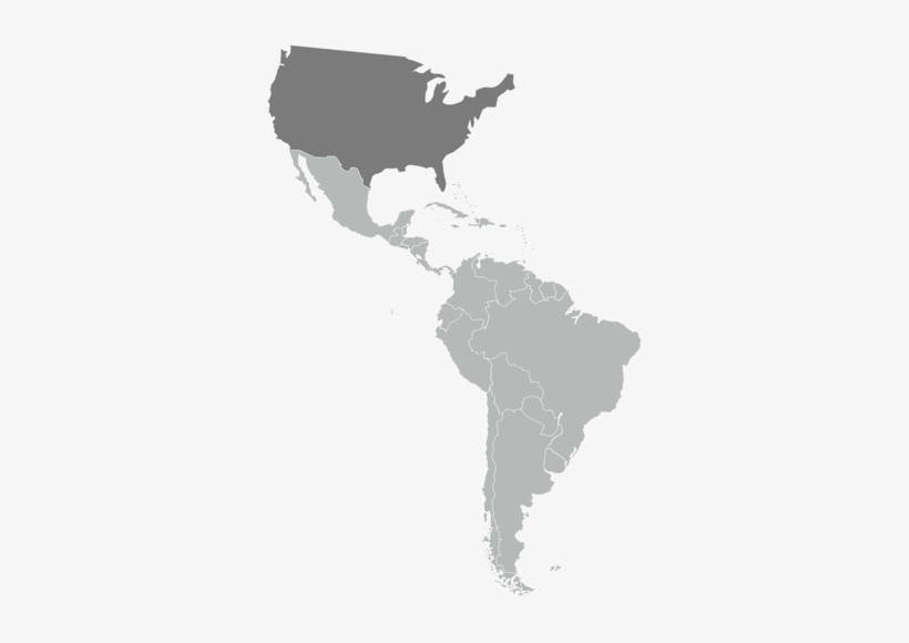Latin America Map Png - Free Transparent PNG Download - PNGkey