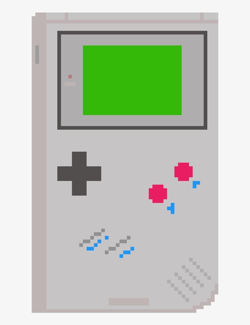 Gameboy - Game Boy, transparent png #2281661