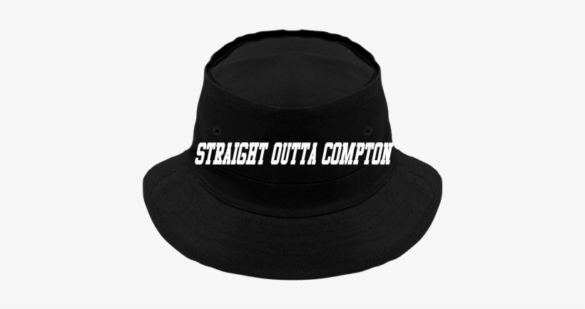 Straight Outta Compton - Bucket Hat - Free Transparent PNG Download ... 7cbf1397550