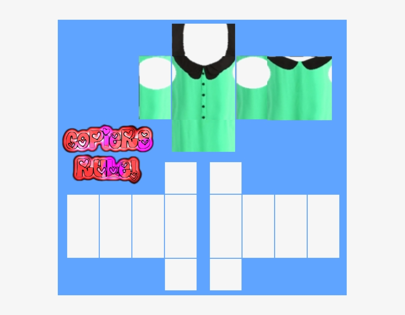 Roblox Polo Shirt Template Free Transparent Png Download