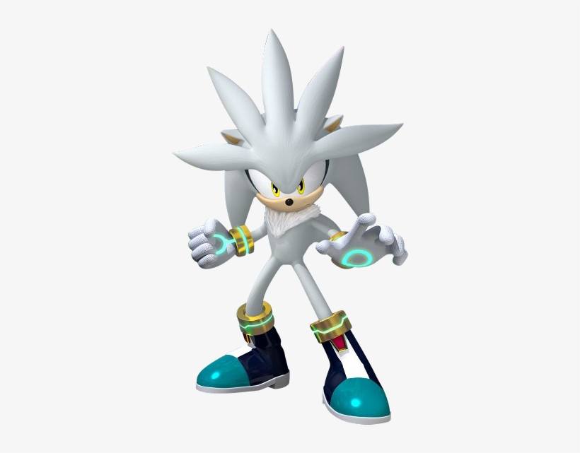 Tsr Silver - Team Sonic Racing Silver - Free Transparent PNG
