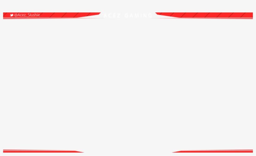 Livestream Overlay Acez - Live Stream Overlay Transparent, transparent png #2287281