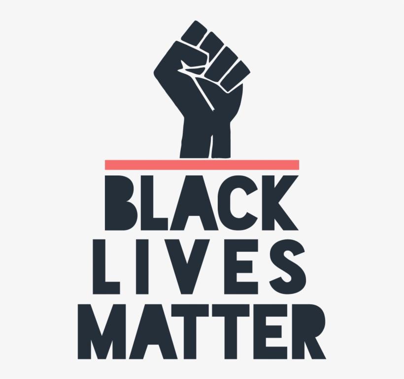 Black Lives Matter Png - Black Lives Matter Logo Png, transparent png #2287457