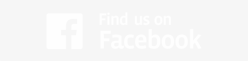 Find Us Us On Facebook White - Like Us On Facebook Logo Transparent, transparent png #2289063