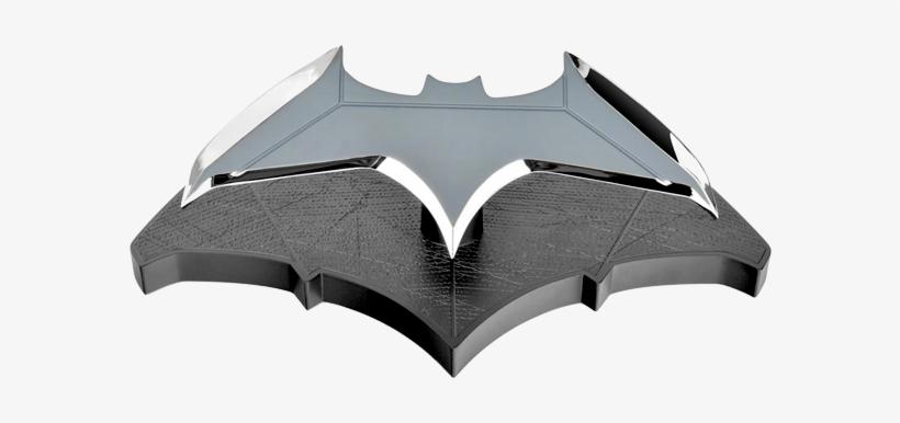 1 Scale Replica - Batman - Batarang 1:1 Scale Replica, transparent png #2290537