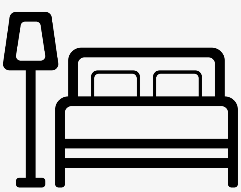 Bedroom Comments Bedroom Line Icon Png Free Transparent Png
