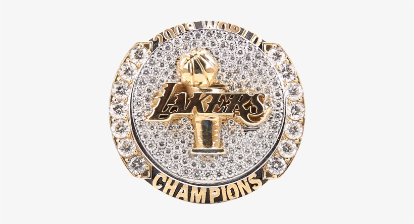 Los Angeles Lakers Ring, transparent png #2292317
