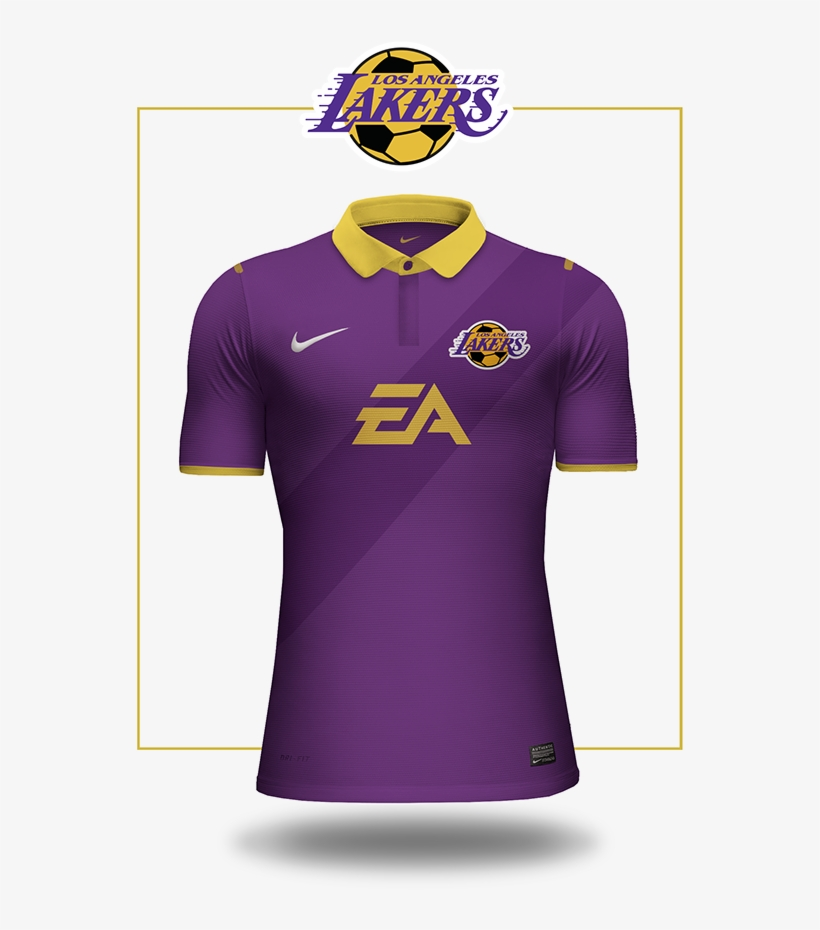 Los Angeles Lakers - Logos And Uniforms Of The Los Angeles Lakers, transparent png #2292534