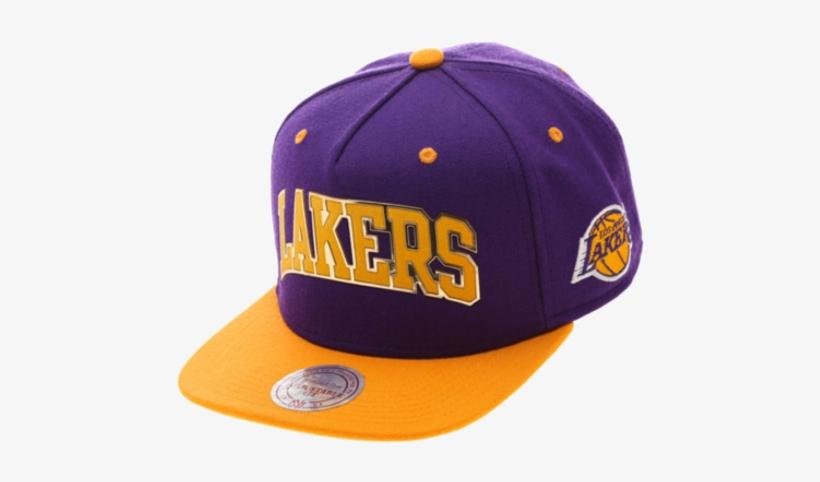 Lakers Snap Back Cap - Los Angeles Lakers, transparent png #2292672
