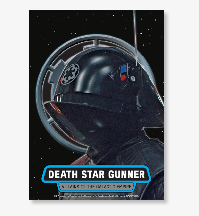 Death Star - Topps Collectible Trading Cards Star Wars, transparent png #230073