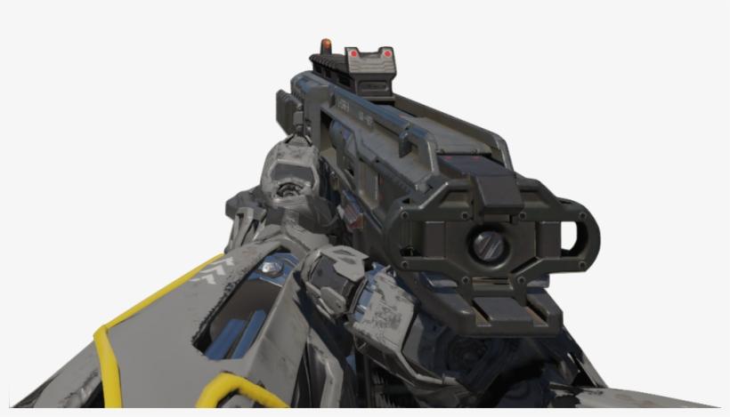 L-car 9 First Person Bo3 - First Person Gun Transparent, transparent png #230266