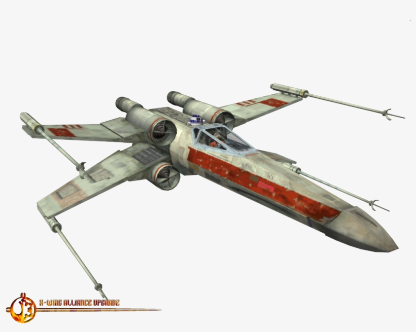 X-wing Alliance Hacker - Star Wars X Wing, transparent png #232657