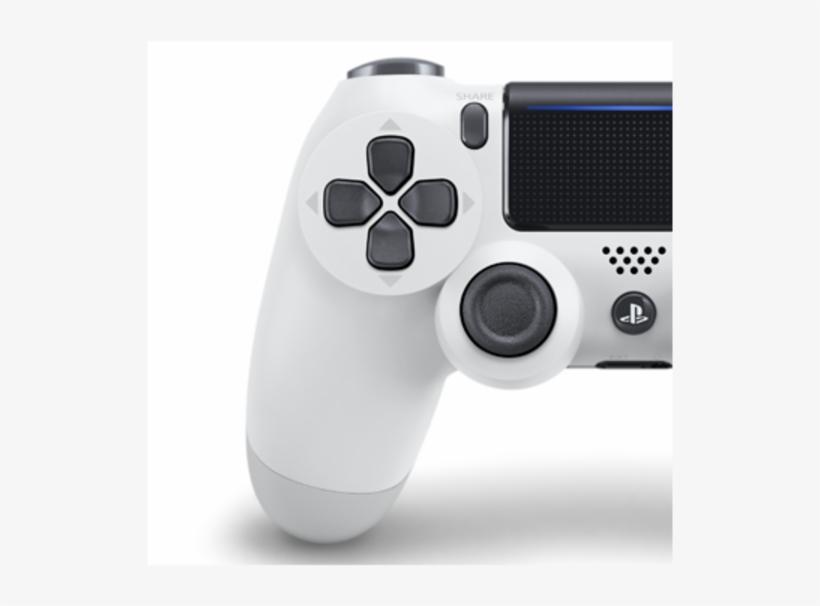 1 Ps4 Controller - Playstation 4 Dualshock 4 Controller V2 - White, transparent png #232991
