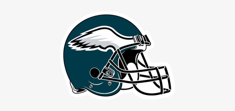 Clipart Philadelphia Eagles Easter - Philadelphia Eagles Helmet Clipart, transparent png #233162