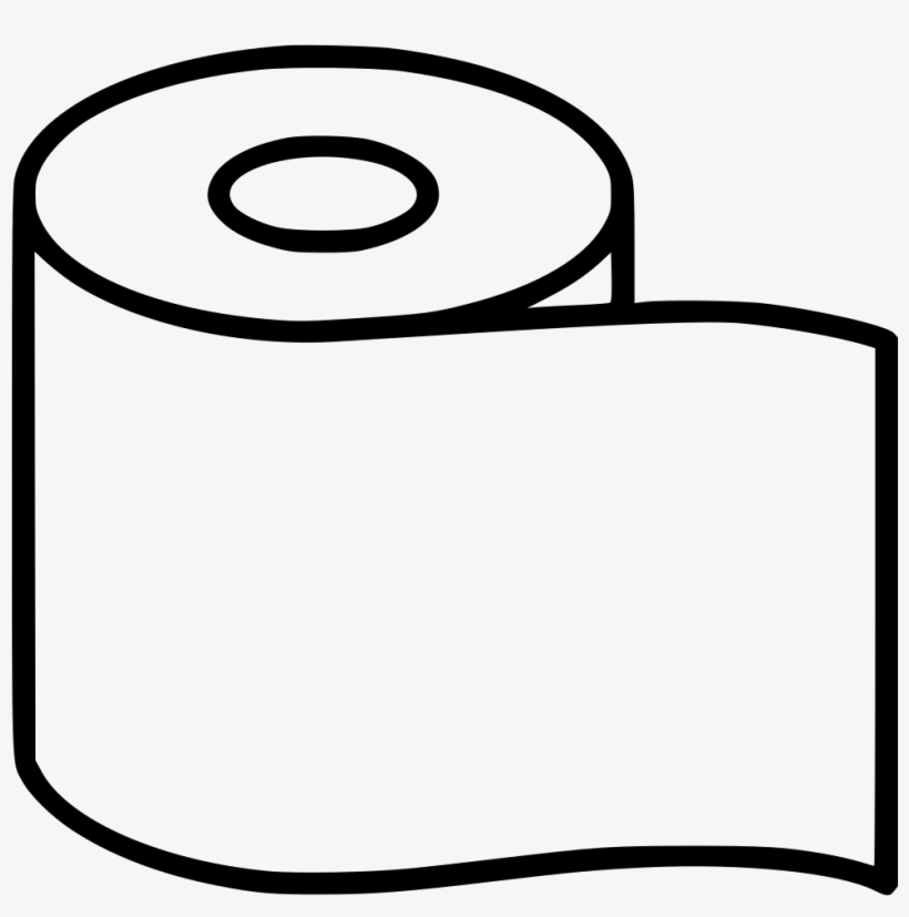 Toilet Paper Svg Png Icon Free Download Toilet Paper Clipart Svg