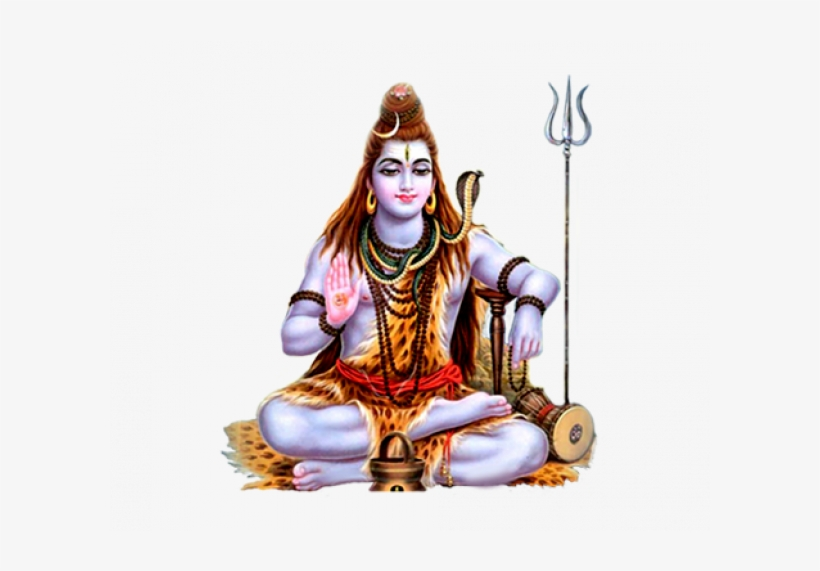 Lord Shiva Png Clipart - Lord Shiva Images Png, transparent png #236043