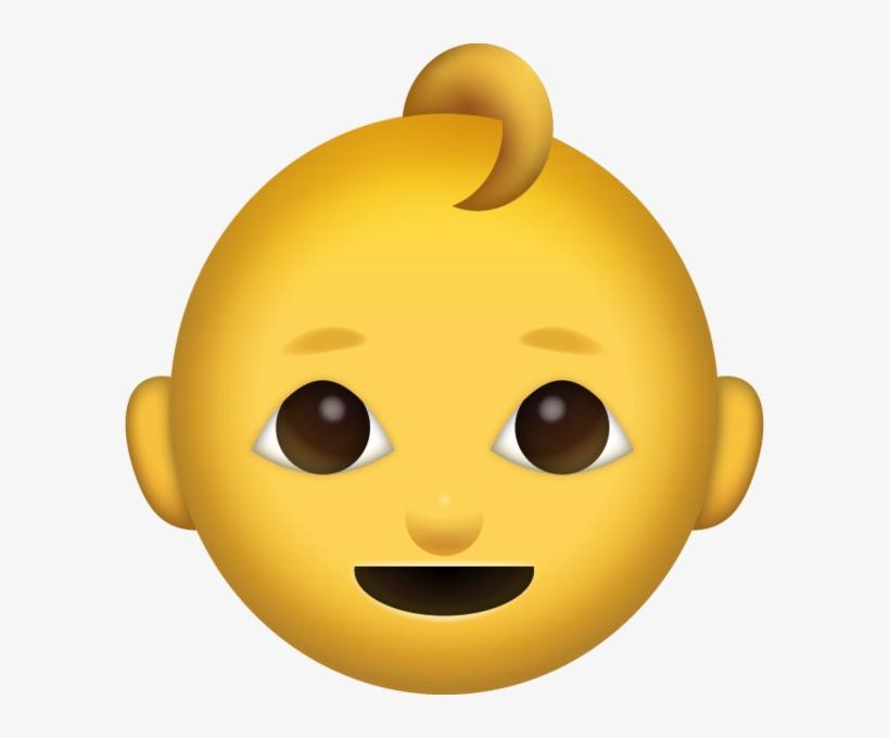 Baby Emoji Png, transparent png #237029