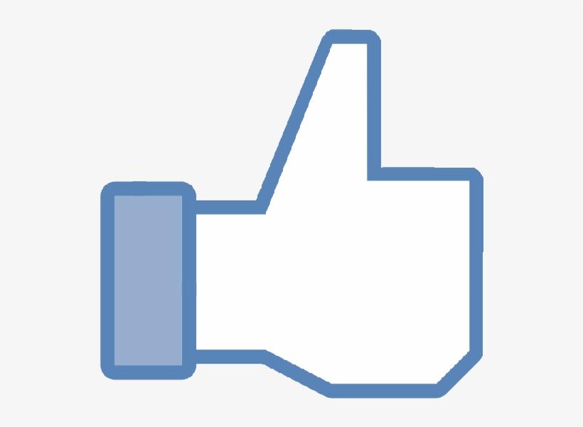 Download The Printable Version - Facebook Like Black Background, transparent png #237365