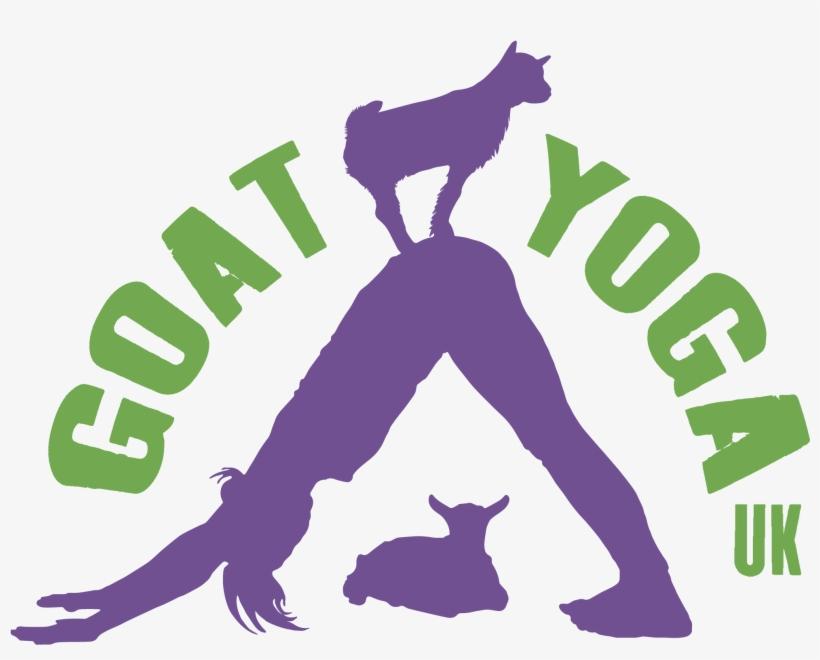 Classes Uk - Goat Yoga Clip Art, transparent png #237743